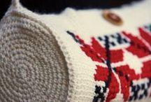 Tunisian Crochet / by Knitca