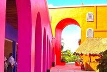 arquitectura del color / by fernanda perez