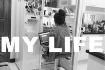Story of my life / by Naa Koshie Bannerman