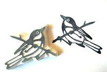 Lino Print / stempelen/ zelf stempels snijden. / by hilde herpelinck