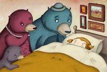 Sprookje : Goudlokje en de drie beren / Beren in boeken / by hilde herpelinck
