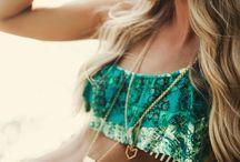Praia com estilo!! / Moda praia / by Vivian Castanheda