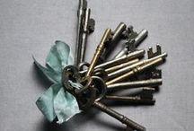 K--Keys / by Nancy Landfried