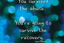 Survive & Thrive Quotes / Quotes about survival and thriving after trauma!  / by Mariska Hargitay