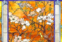 Stained Glass and Mosaics / by Mickie McCord