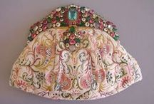 Antique, Vintage and Couture Purses / Beautiful Antique, Vintage and Designer Couture Purses / by Mickie McCord