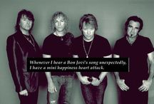 Bon Jovi - They get their own board. :) / by Cindy Knapp