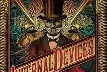 Books / Steampunk books by past Steamcon guests of honor. / by Steamcon