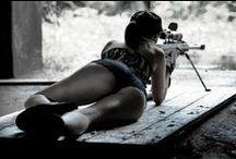 Guns / by Derek Barry