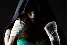 In Fighting Shape / Be strong and always be ready / by Jennifer Barratt