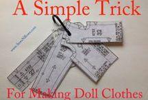 MINIATURES... how to make... / tutorials / by Kick Staneke
