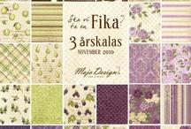 Ska Vi Ta En Fika / by Maja Design