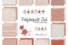 Fröjdefull Jul / by Maja Design