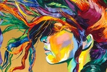 Artsy / Art is the beauty that comes from our fingertips / by Emma Dietz