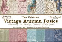 Vintage Autumn Basics / by Maja Design