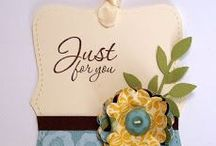stampin up / by Sallie Fisher