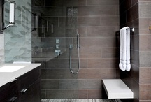 Interiors: Bathrooms / by Fiddlehead Design Group
