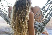 Hair//Nails / by Kelsey Larsen