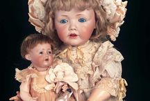 Antique Dolls and Clothing / by Porcelain Dolls and Lace