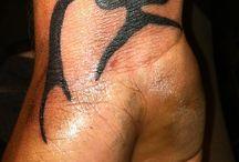 Tattoos  / by Alissa Zarr
