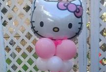 hello kitty  / by rosielloons