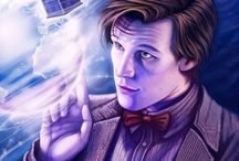 Doctor Who / by Corey Huntting