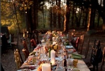 Camping Wedding Ideas / by Jen delos Santos