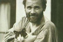 Gustave Klimt / by Fabienne Delapierre