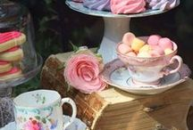 Tea, Afternoon Tea and Parties / by Laurie Alder