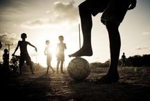 Futbol - My First Love / by C.H. Yosh