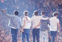 One Direction<3 / by ~Chloe~