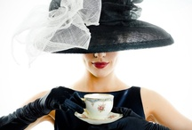 My Cup of Tea! / A woman is like a tea bag - you can't tell how strong she is until you put her in hot water ~  Eleanor Roosevelt    / by Dawn Taliercio (Bloom)