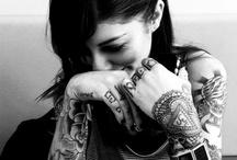 Tattooed Beauty / by Megan Joel Peterson