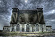 Detroit / by Megan Joel Peterson