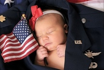 God Bless America / Land of the free, because of the brave! / by Dawn Taliercio (Bloom)