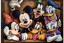 Mickey and Friends / by Jeannie Moyer