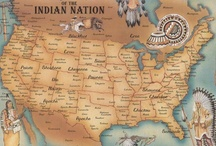 Go'n Native / History. Native American. Old West. The People.  Outlaws. Lawmen/Women. Indians. Places. Things. / by Nana H