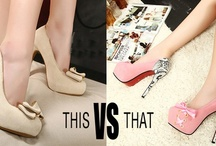 THIS VS THAT / by Lovely Wholesale