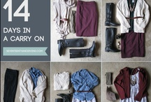 Packing Tips / by Wanderlust Designer