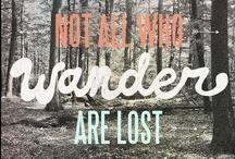 Inspiration for Travellers / by Wanderlust Designer
