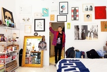 Interiors / homes. rooms. things like that. / by Sarah Hui