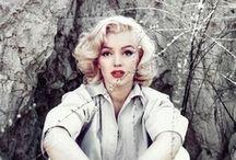Marilyn Monroe...So Beautiful / by Caroline DiBattista