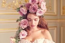 Adorned With Flowers.... / by Caroline DiBattista