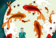 A tale of goldfish / A tale of goldfishes / by Winnie Chin