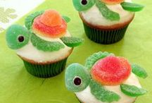 Appetizing Animal Art / Make any meal more fun with these tasty creature creations! / by Mesker Park Zoo & Botanic Garden