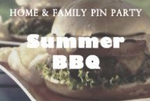 It's a BBQ Pin Party! / BBQ Season Is Getting #HotHotHot! We're having a BBQ-themed Pin Party & you're invited! Follow this board & get all the inspiration you'll need this BBQ season from Weber Grills, Cristina, Mark, our Family Members & many more like Vegan Chef Leslie Durso, Cooking Outdoors & Lindy and Grundy, Old Fashioned Butchers! / by Home and Family