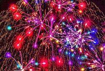 Fireworks / by Linda Denver