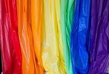 a rainbow party / by Christina Anglum