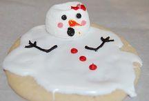 Dashing thru the snow / Christmas  / by Chrissy Cadogan