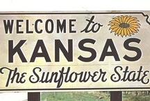 Kansas! / by Janet Thomas